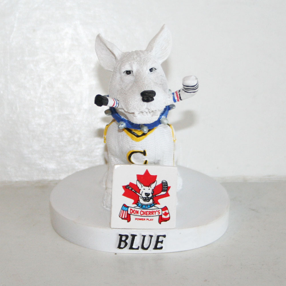Don Cherry's Blue Power Play Bobblehead