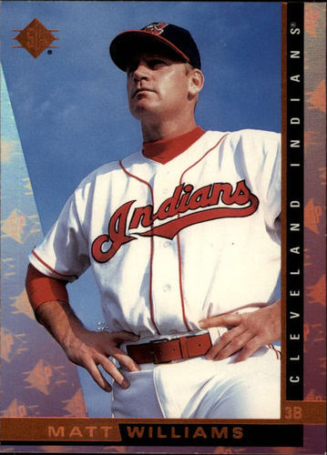 Photo of 1997 SP #61 Matt Williams