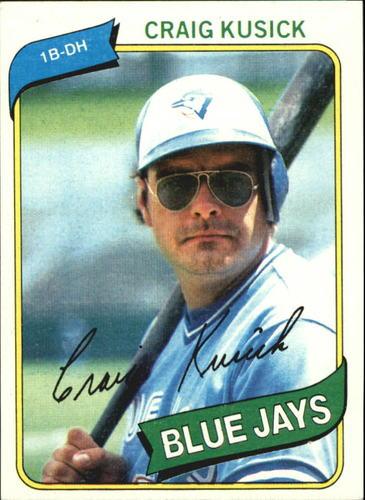 Photo of 1980 Topps #693 Craig Kusick
