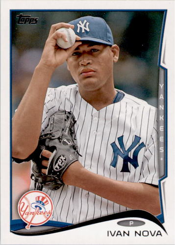 Photo of 2014 Topps #479 Ivan Nova