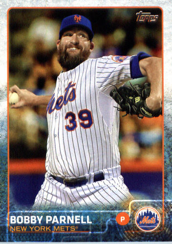 Photo of 2015 Topps Update #US10 Bobby Parnell