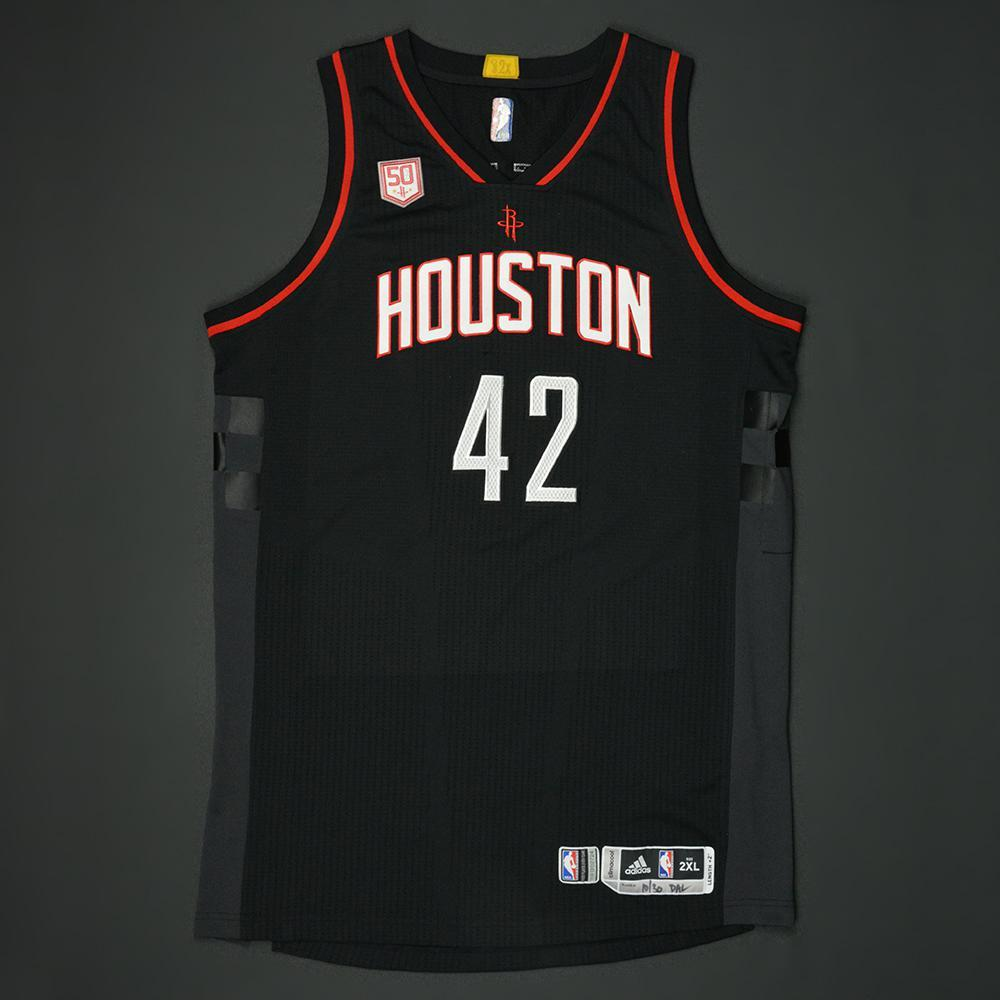 Game-Worn Black Alternate Jersey