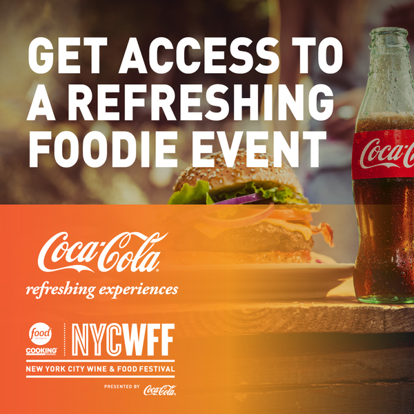 Click to view Attend the New York City Wine & Food Festival.