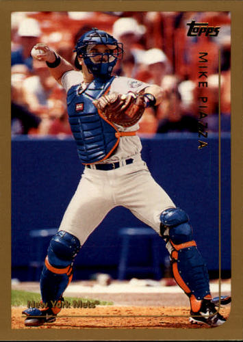Photo of 1999 Topps #340 Mike Piazza