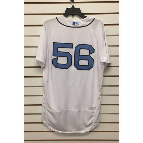 Photo of Joe Kelly Team-Issued 2016 Father's Day Jersey