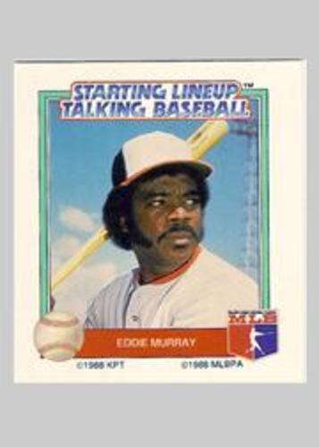 Photo of 1988 Starting Lineup All-Stars #20 Eddie Murray