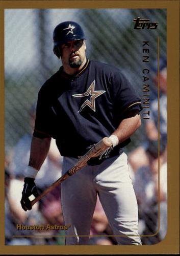Photo of 1999 Topps #375 Ken Caminiti