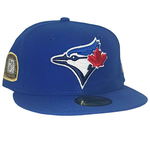 Toronot Blue Jays '92/'93 World Series Champions Fitted Cap by New Era