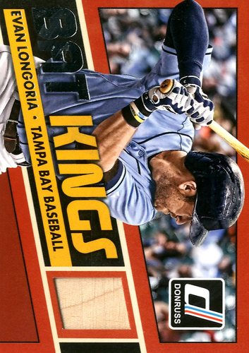 Photo of 2015 Donruss Bat Kings #11 Evan Longoria