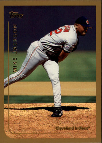 Photo of 1999 Topps #408 Mike Jackson