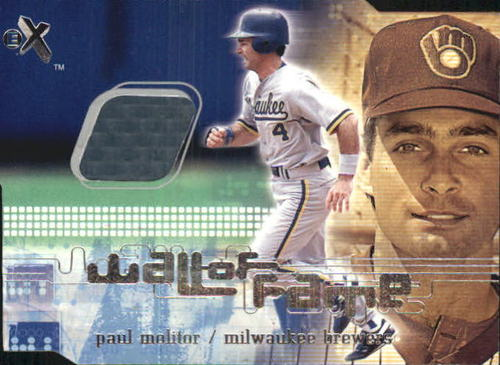 Photo of 2001 E-X Wall of Fame #21 Paul Molitor