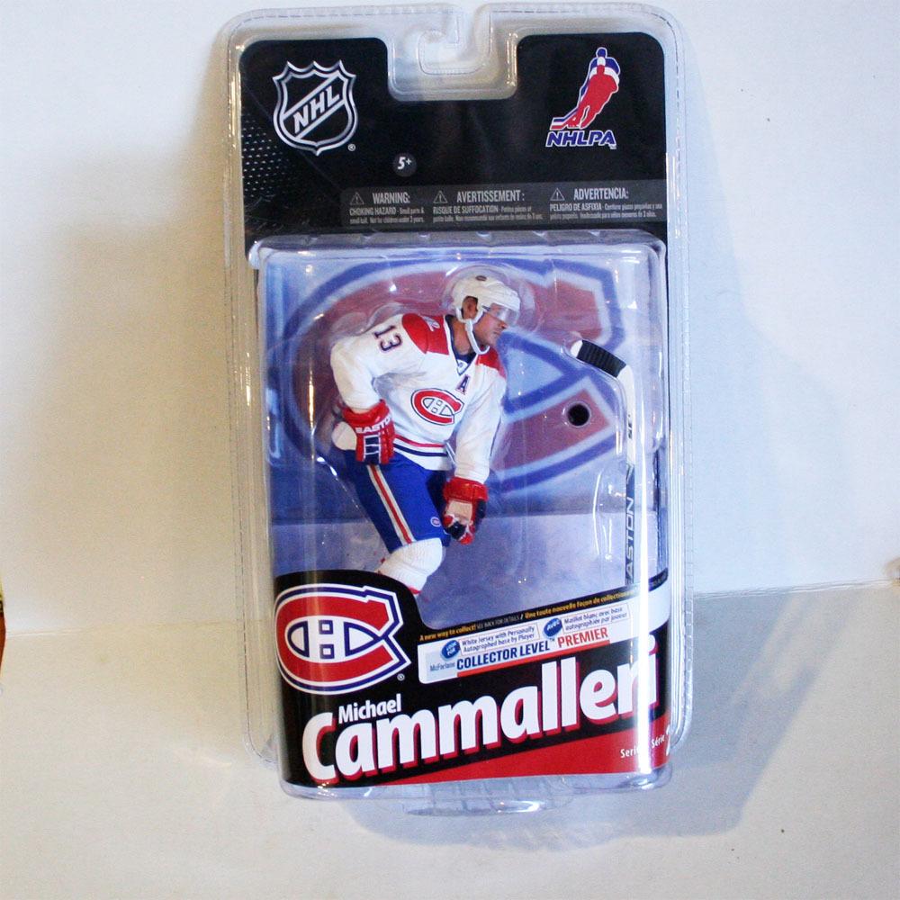 Michael Cammalleri Montreal Canadiens Rare Chase McFarlane Figurine