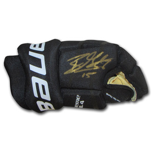 Ryan Getzlaf Autographed Bauer Hockey Glove (Anaheim Ducks)