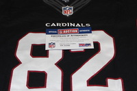 CARDINALS - MIKE LEACH GAME ISSUED CARDINALS JERSEY (2012)