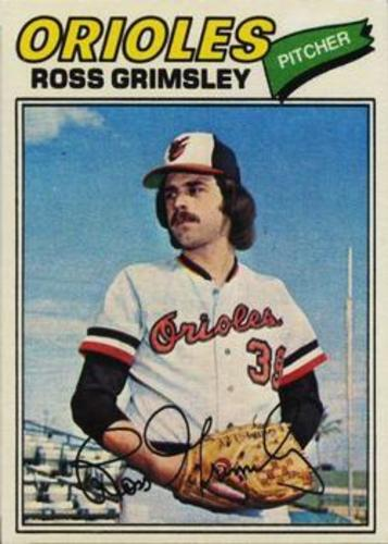 Photo of 1977 Topps #572 Ross Grimsley