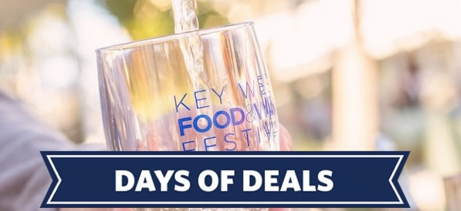 KEY WEST FOOD & WINE FESTIVAL + HOTEL ACCOMMODATIONS