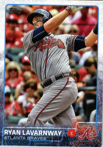 Photo of 2015 Topps Update #US45 Ryan Lavarnway