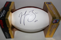 NFL - EAGLES MALCOLM JENKINS SIGNED PANEL BALL
