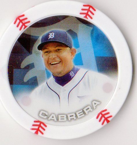 Photo of 2014 Topps Chipz #11 Miguel Cabrera