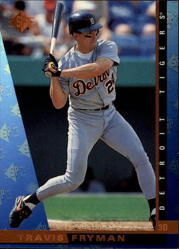 Photo of 1997 SP #70 Travis Fryman
