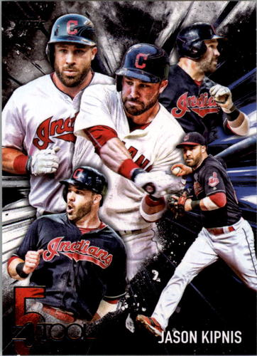 Photo of 2017 Topps Five Tool #5T38 Jason Kipnis