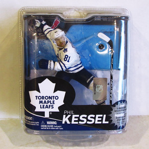 Phil Kessel (Toronto Maple Leafs) Bronze Collector Level McFarlane Figurine - #301/2000