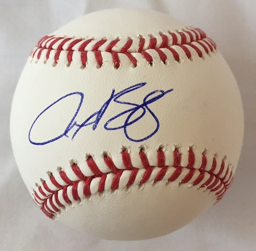 Photo of Alex Bregman Autographed Baseball