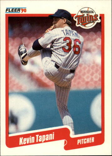 Photo of 1990 Fleer Update #110 Kevin Tapani RC