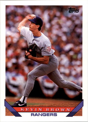 Photo of 1993 Topps #785 Kevin Brown