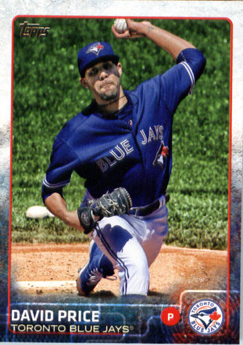 Photo of 2015 Topps Update #US46 David Price