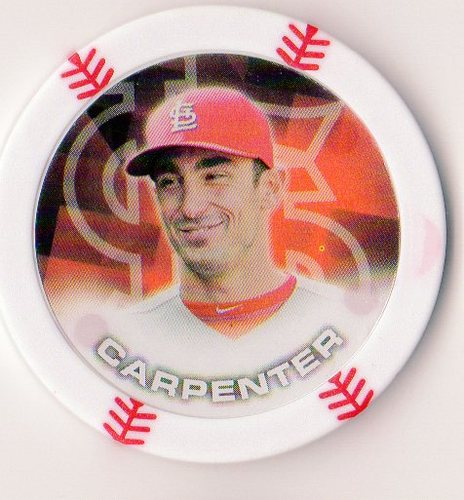 Photo of 2014 Topps Chipz #14 Matt Carpenter