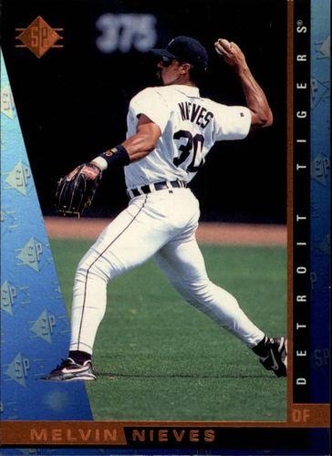 Photo of 1997 SP #73 Melvin Nieves