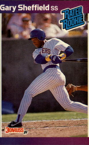 Photo of 1989 Donruss #31 Gary Sheffield RR RC