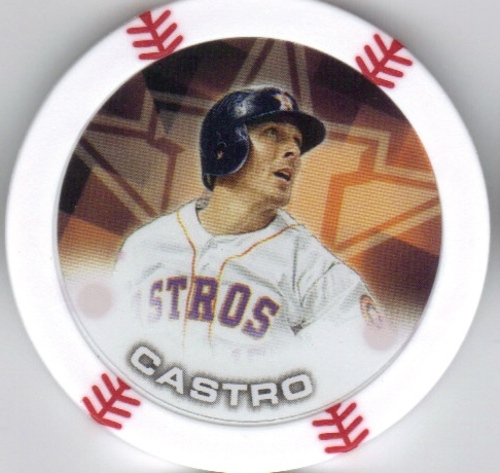 Photo of 2014 Topps Chipz #15 Jason Castro