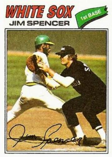 Photo of 1977 Topps #648 Jim Spencer