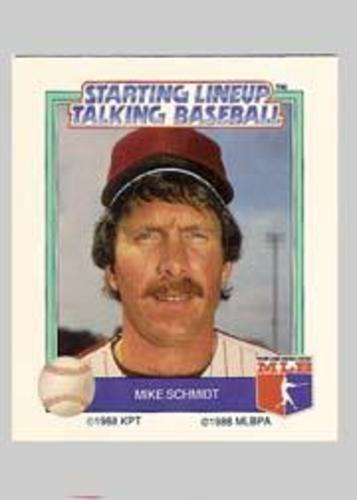 Photo of 1988 Starting Lineup All-Stars #30 Mike Schmidt