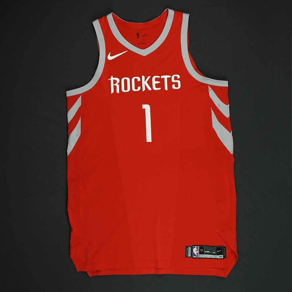 Trevor Ariza - Houston Rockets - NBA Christmas Day '17 Game-Worn Jersey