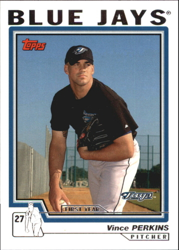 Photo of 2004 Topps Traded #T168 Vince Perkins FY RC