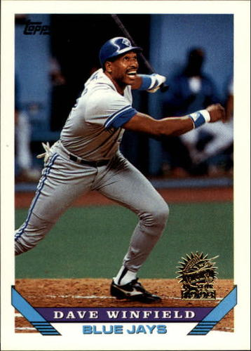 Photo of 1993 Topps Inaugural Marlins #131 Dave Winfield