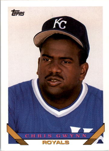 Photo of 1993 Topps #472 Chris Gwynn