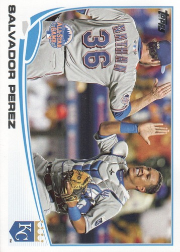 Photo of 2013 Topps Update #US98 Salvador Perez