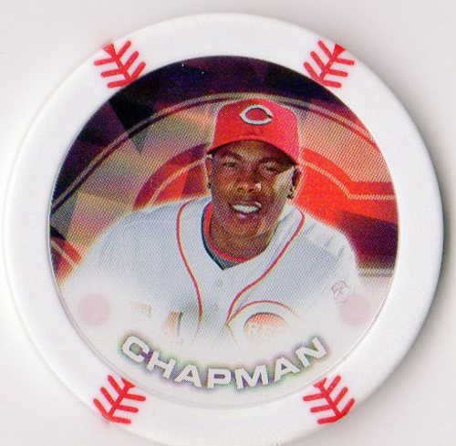 Photo of 2014 Topps Chipz #17 Aroldis Chapman
