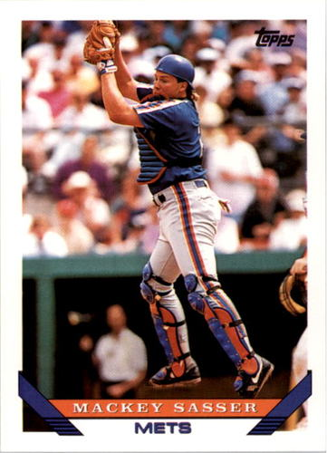 Photo of 1993 Topps #788 Mackey Sasser