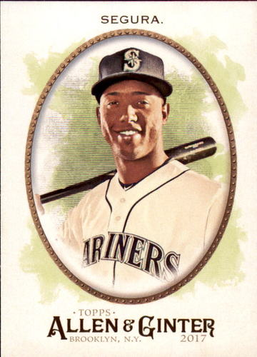 Photo of 2017 Topps Allen and Ginter #273 Jean Segura