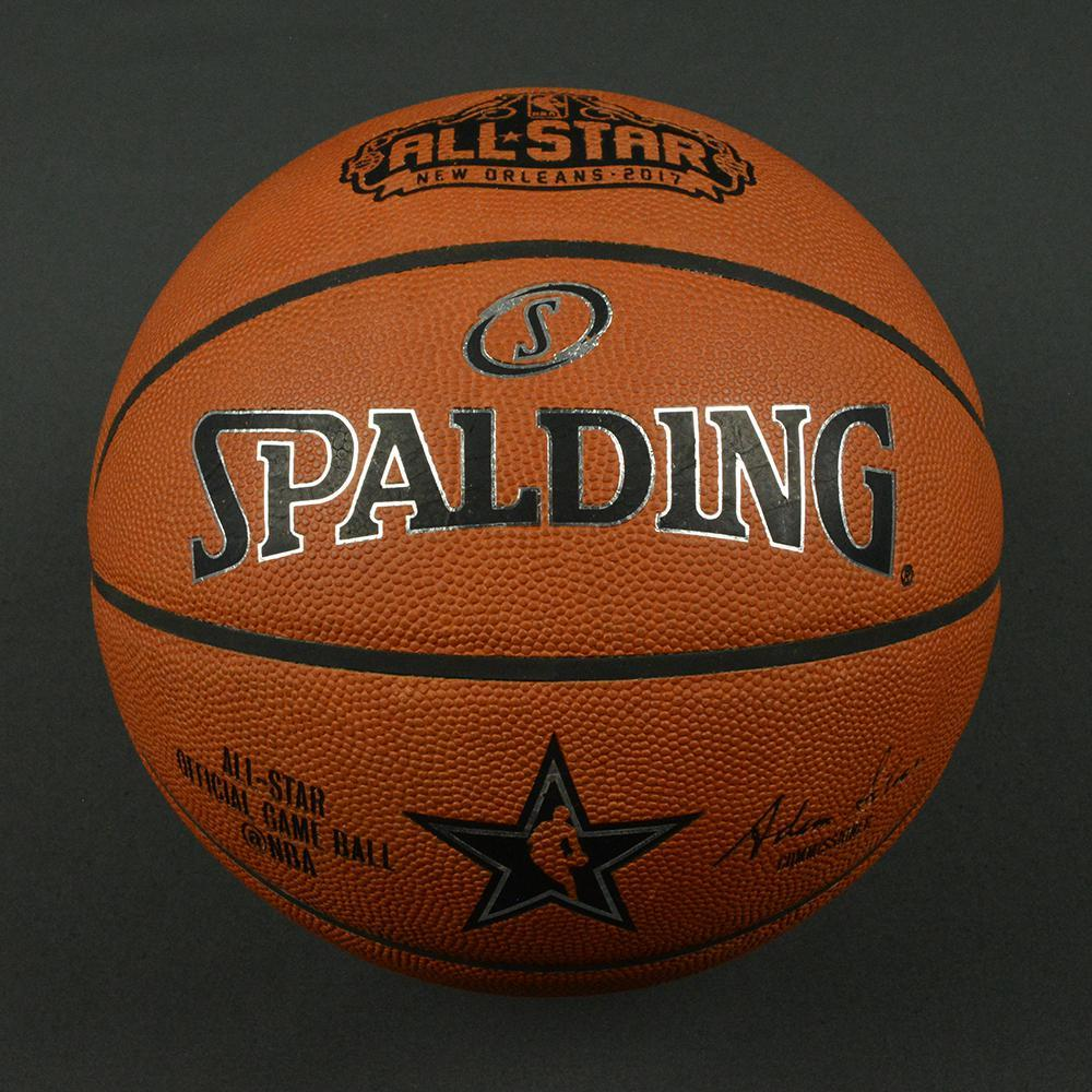 NBA All-Star Game 2017 - Game-Used Basketball (3rd Quarter)