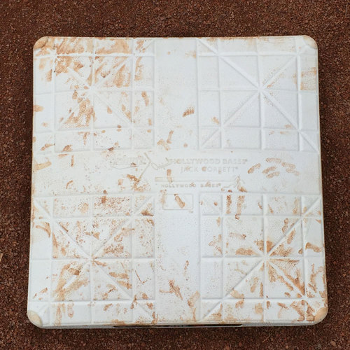 San Francisco Giants - Game-Used 3rd Base - Christian Arroyo - MLB debut