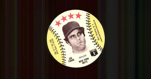 Photo of 1976 Isaly Discs #64 Joe Torre