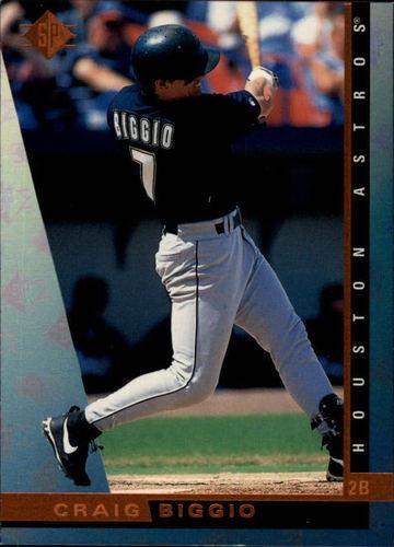 Photo of 1997 SP #84 Craig Biggio