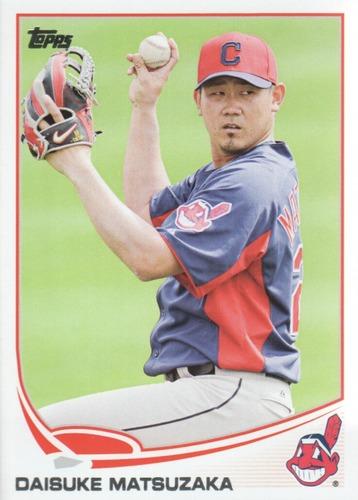 Photo of 2013 Topps Update #US36 Daisuke Matsuzaka