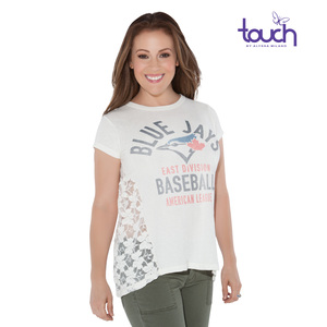 Toronto Blue Jays Women's Tailgate T-shirt by G-III